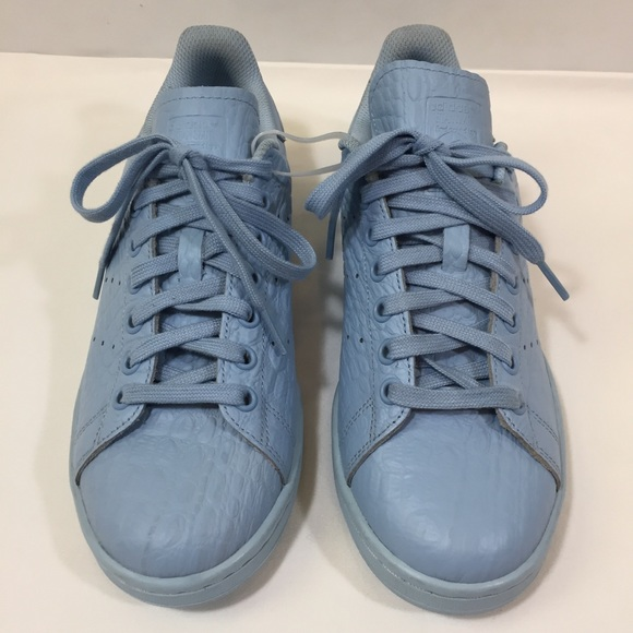 Zapatillas adidas Originals Stan Smith Light AZUL reptil poshmark